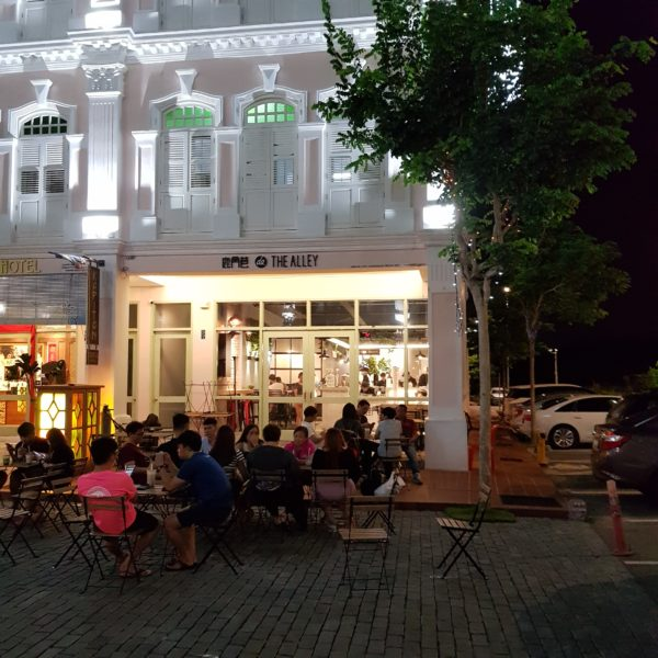 best cafes in malacca review