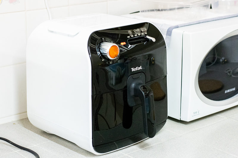 tefal fry delight air fryer review