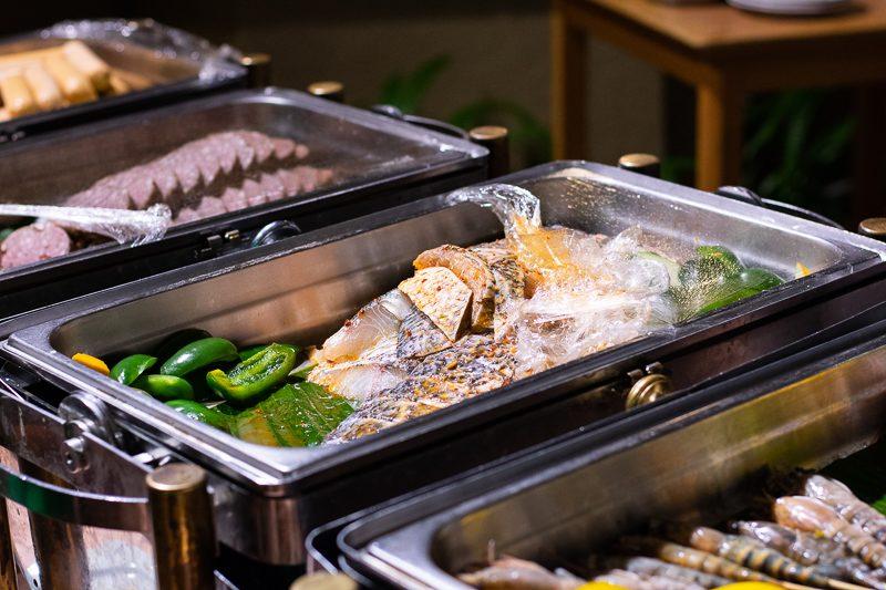 hotel equatorial melaka buffet review