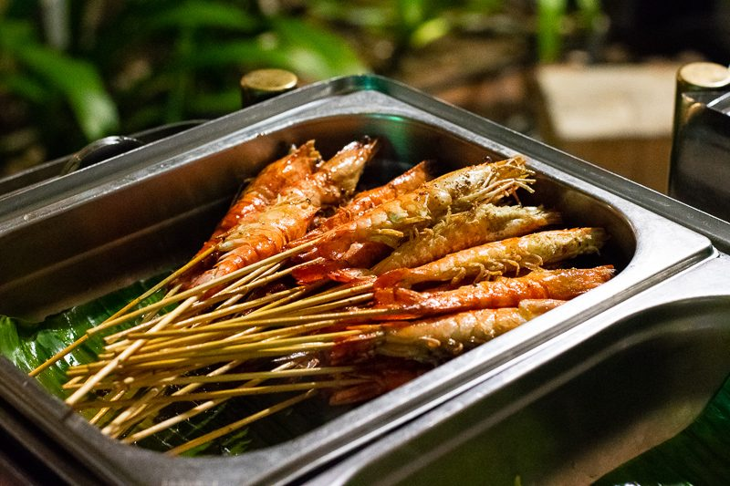 equatorial hotel buffet dinner malacca
