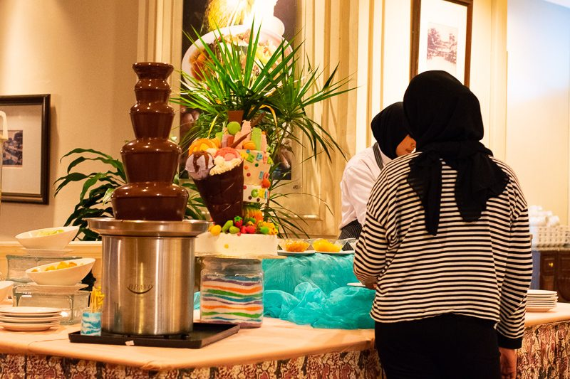 equatorial hotel malacca buffet dinner