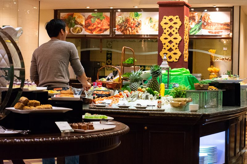equatorial hotel malacca buffet review