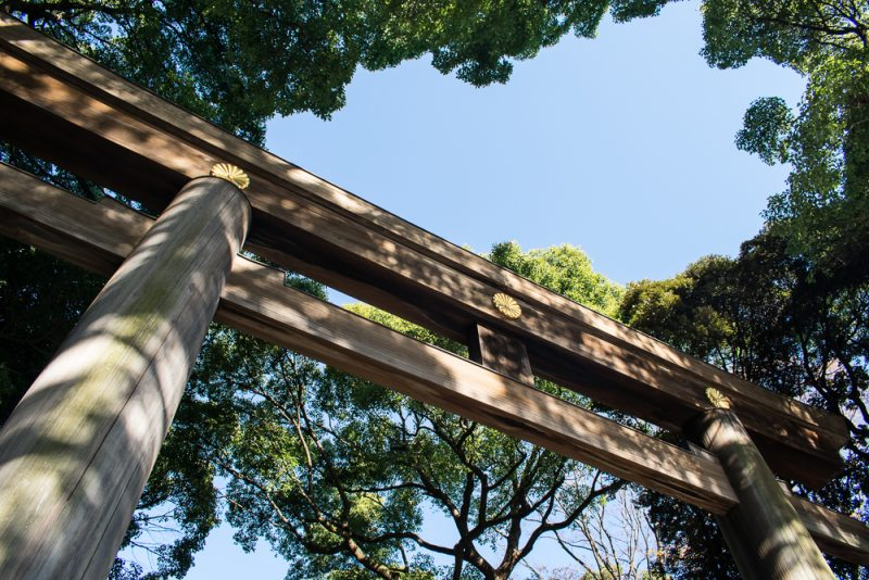 meiji shrine attractions
