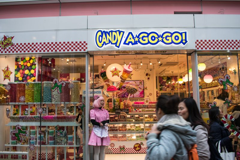 things to do at harajuku takeshita street
