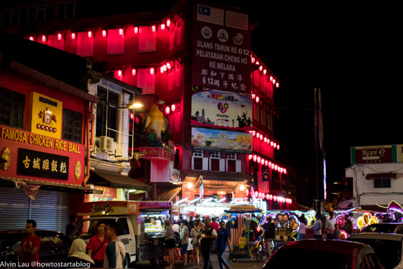things to do at melaka - jonker