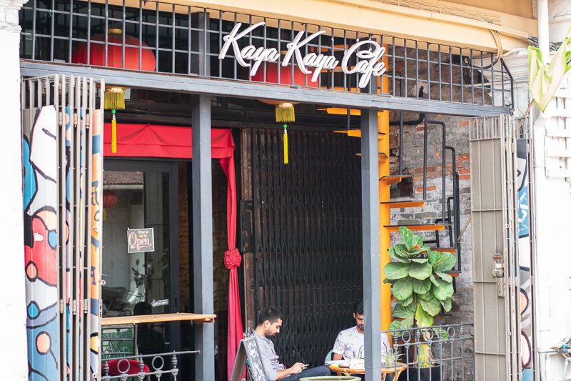 best cafes in malacca town