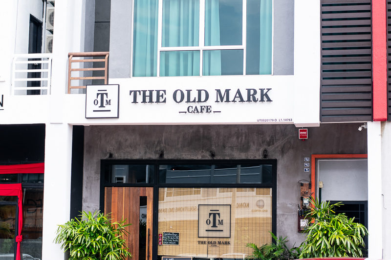 the old mark cafe malacca review