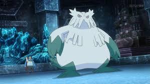 ice type pokemon