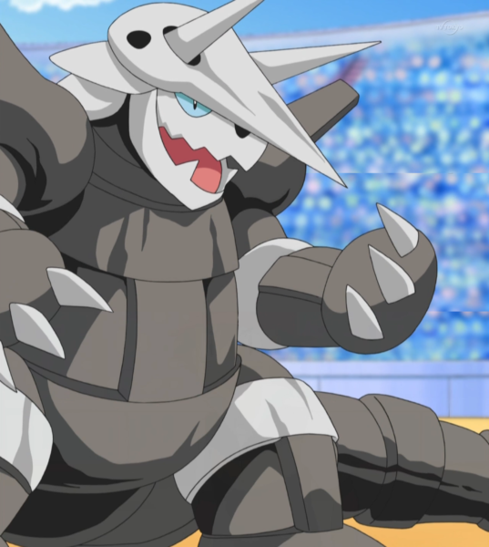 biggest ground type pokemon