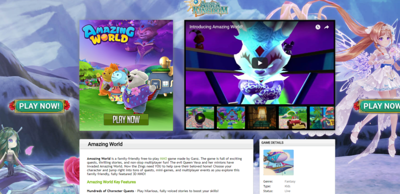 other games like animal jam