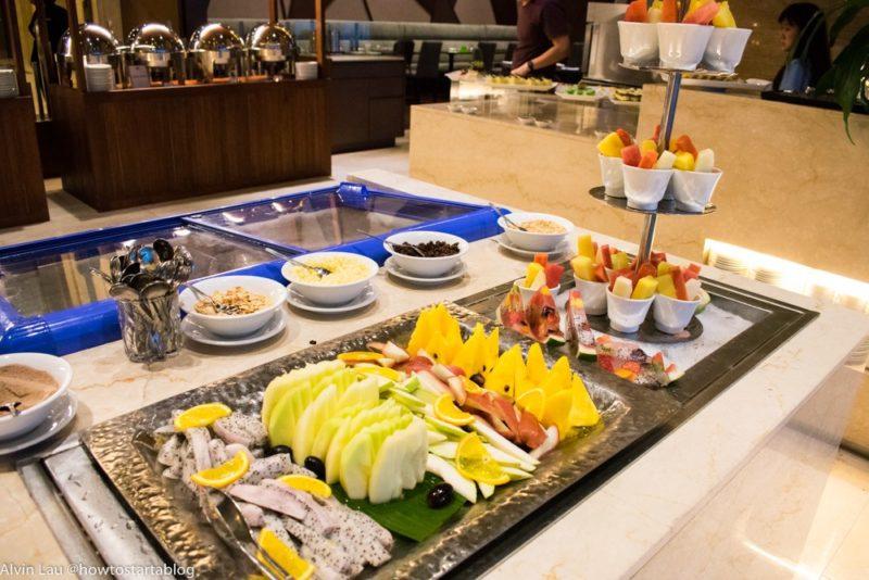best buffet in melaka