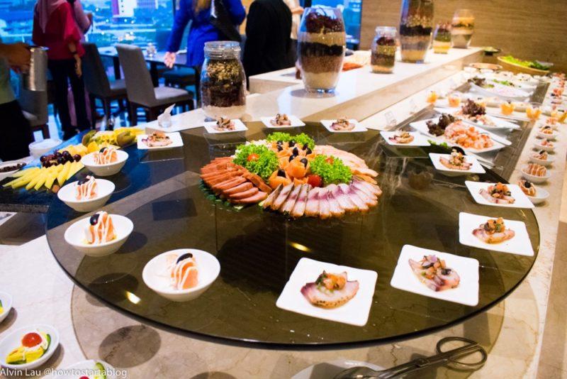 best buffet melaka