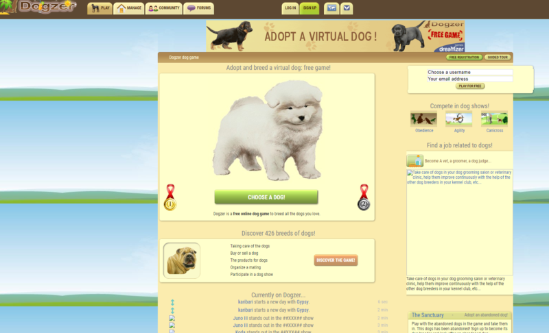 games alternative to animal jam