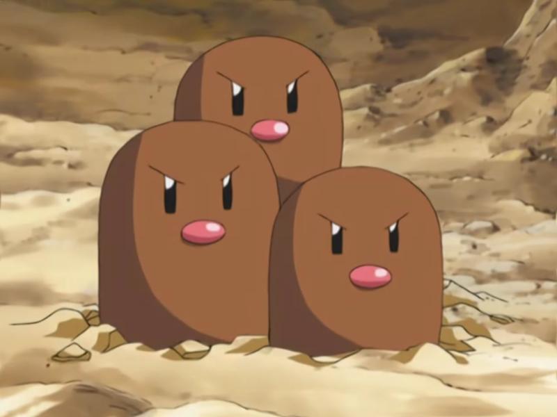 number 1 ground type pokemon