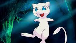 cute pokemon - mew