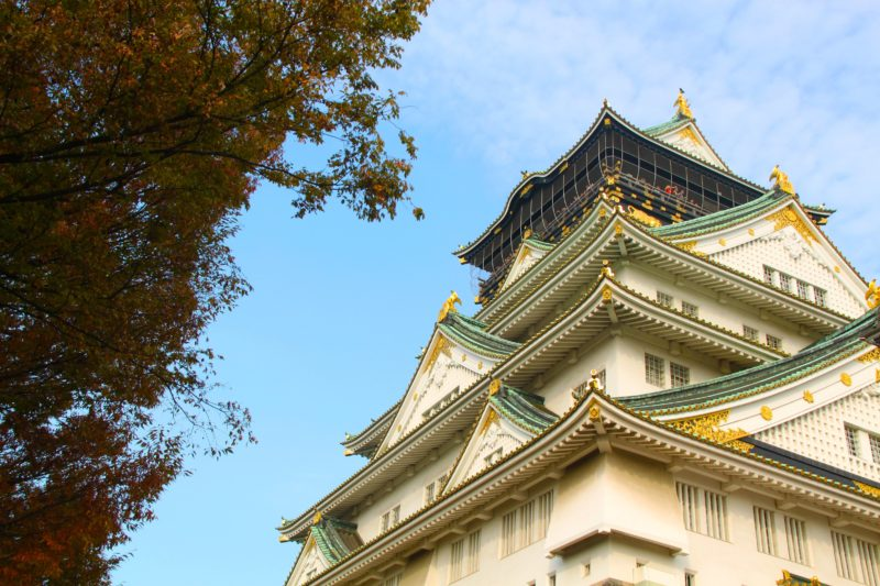 attractions in osaka