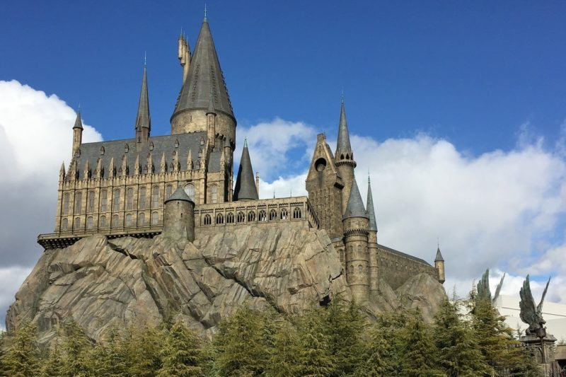 harry potter osaka attraction