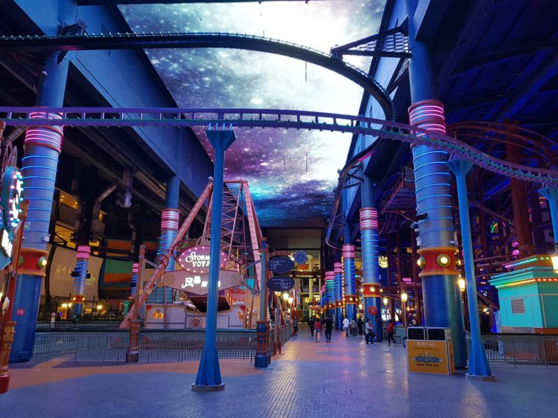 skytropolis attractions genting