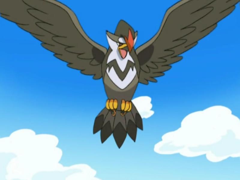 flying element pokemon