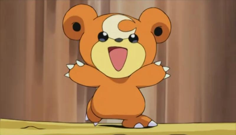 endearing pokemon