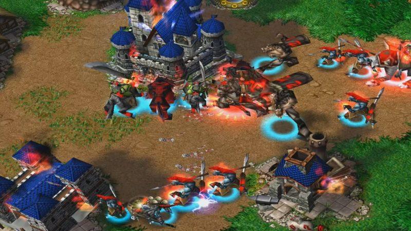 warcraft 4 release date