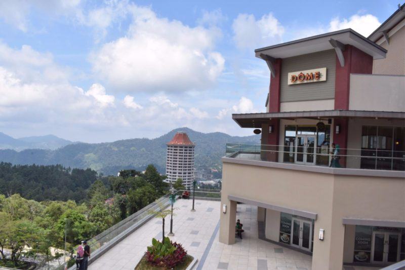 where to shop in genting highlands