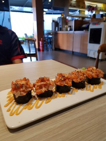 inaho sushi review