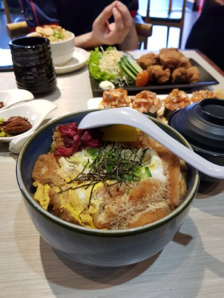 inaho sushi sky park one city review