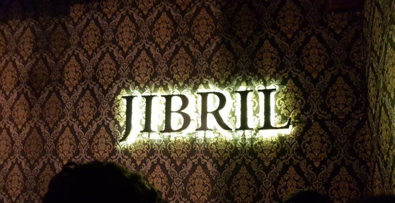 jibril cafe ss15