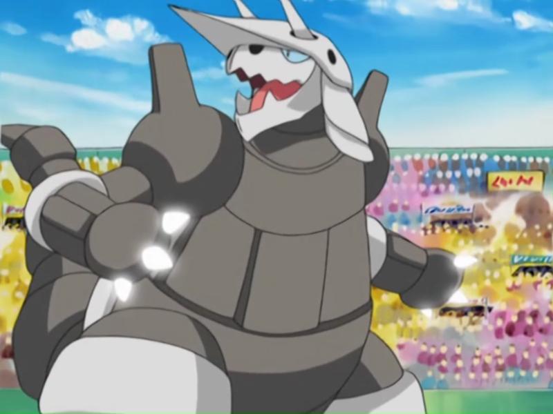 most powerful steel pokemon