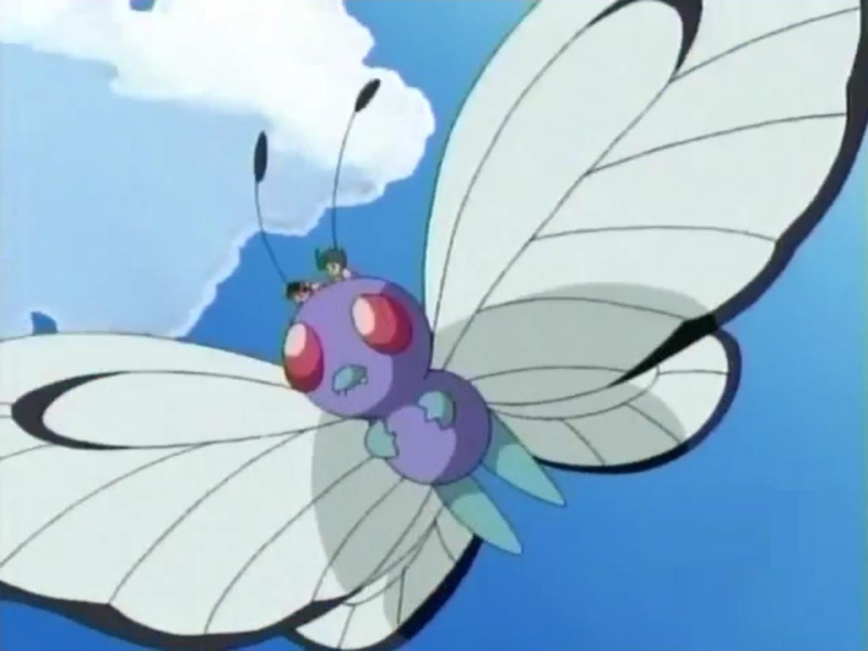 best bug pokemon in the world