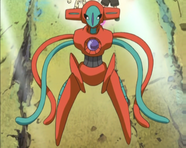fastest pokemon of all time