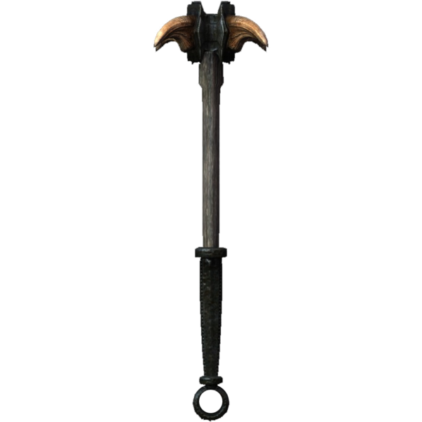 best maces in skyrim