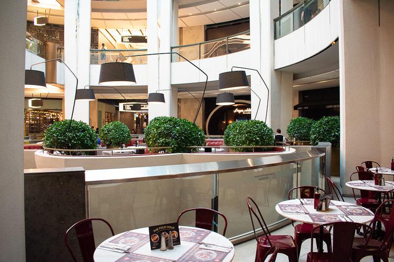 high class restaurants in genting