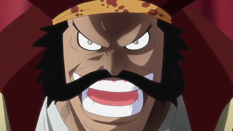 most powerful one piece characters