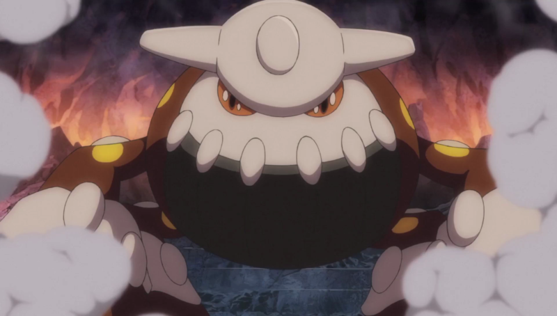 strongest fire pokemon