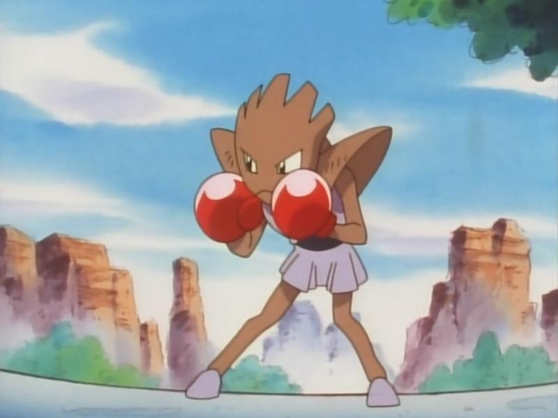 best fighting pokemon in the world