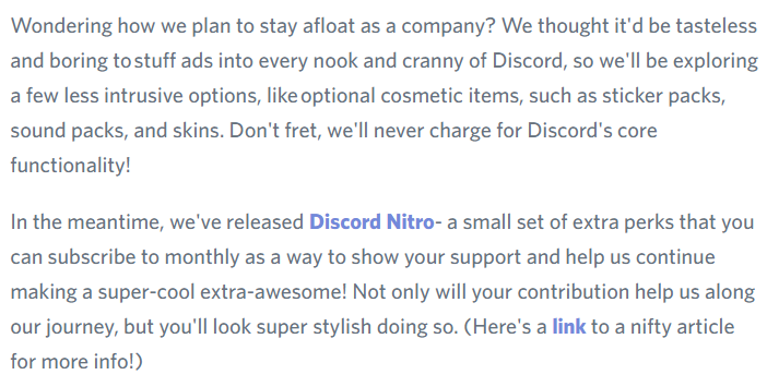 How Does Discord Make Money - The Business Model Of This