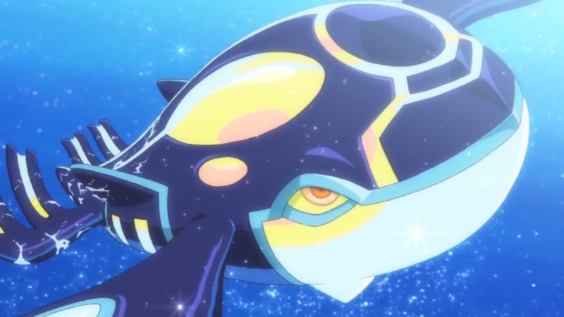 top ten water type pokemon