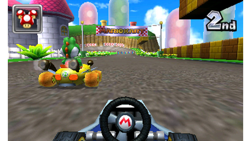 best 3ds racing games