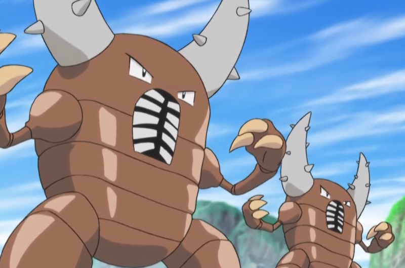 top ten bug pokemon