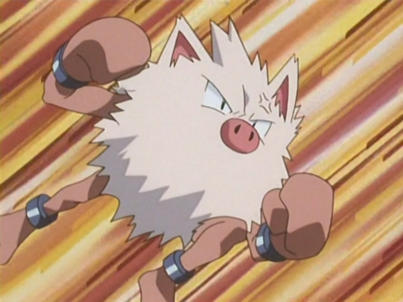 best fighting type pokemon