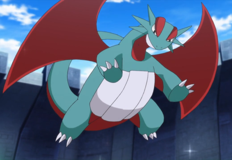 dragon pokemon 2018