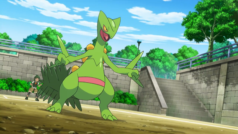 best grass type pokemon in all generations