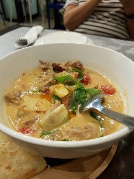 siam recipe kota syahbandar malacca review