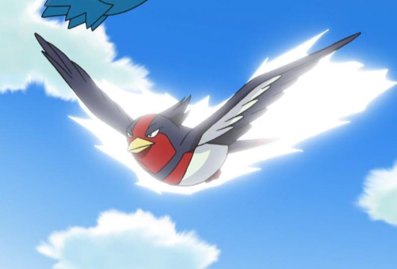 fastest flying pokemon