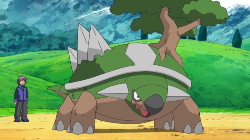 best leaf pokemon in the world