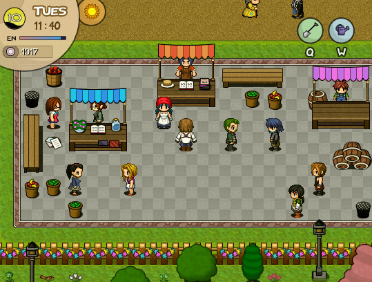 games like harvest moon in 2018