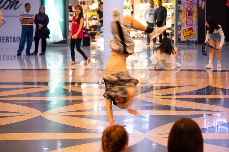break dance in malacca