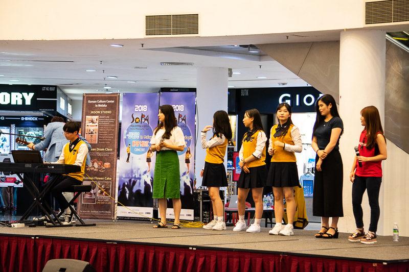 mini concert melaka